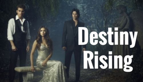 A first season Vampire Diaries site that takes things from the beginning and into whatever direction we want